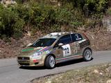 Images of Fiat Grande Punto R3D Trofeo Abarth 199 (2007–2010)