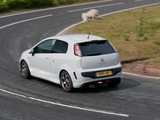 Images of Abarth Punto Evo UK-spec 199 (2010)