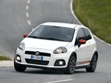Photos of Abarth Grande Punto 199 (2007–2010)