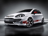 Photos of Abarth Punto Evo 199 (2010)