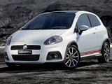 Pictures of Abarth Grande Punto 199 (2007–2010)