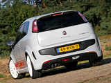 Pictures of Abarth Punto Evo esseesse 199 (2010)