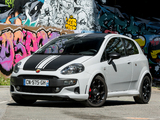 Pictures of Abarth Punto SuperSport 199 (2012)
