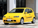 Pictures of Fiat Punto HGT Abarth JP-spec 188 (2001–2003)