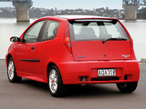 Fiat Punto HGT Abarth NZ-spec 188 (2002–2003) wallpapers