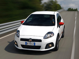 Abarth Grande Punto S2000 199 (2007–2010) wallpapers