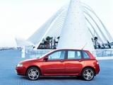 Fiat Stilo Abarth 5-door 192 (2001–2004) wallpapers