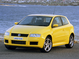 Pictures of Fiat Stilo Abarth 3-door NZ-spec 192 (2002–2004)