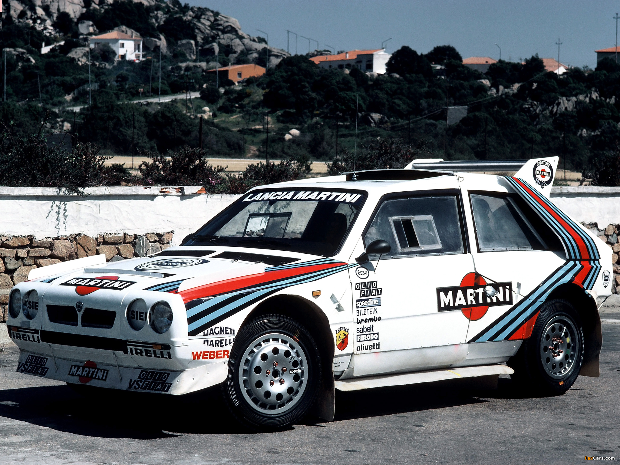 Lancia Delta S4 Gruppo B Se038 1986 Pictures 2048x1536