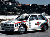 Lancia Delta S4 Gruppo B SE038 (1986) pictures