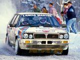 Lancia Delta HF 4WD Gruppo A SE043 (1987) photos