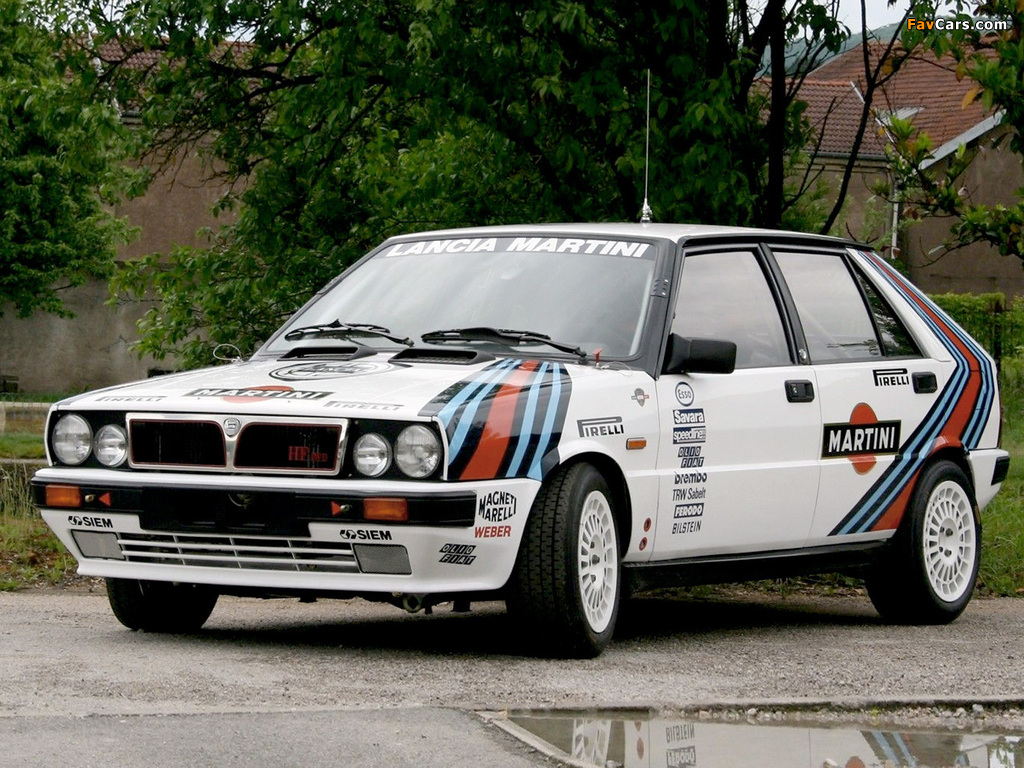 Lancia Delta HF 4WD Gruppo A SE043 (1987) pictures (1024 x 768)