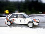 Lancia Delta HF Integrale Gruppo A SE044 (1988–1989) pictures