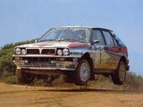Lancia Delta HF Integrale Gruppo A SE044 (1988–1989) images