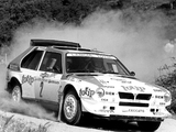 Photos of Lancia Delta S4 Gruppo B SE038 (1986)