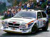 Pictures of Lancia Delta S4 Gruppo B SE038 (1986)