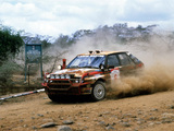 Pictures of Lancia Delta HF Integrale Gruppo A SE044 (1988–1989)