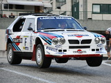 Wallpapers of Lancia Delta S4 Gruppo B SE038 (1986)