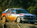 Lancia Delta HF Integrale 16v Gruppo A SE045 (1989–1991) wallpapers