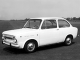 Fiat Abarth OT 1000 (1964–1968) pictures