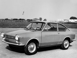 Fiat Abarth OT 1000 Coupe (1965–1968) images
