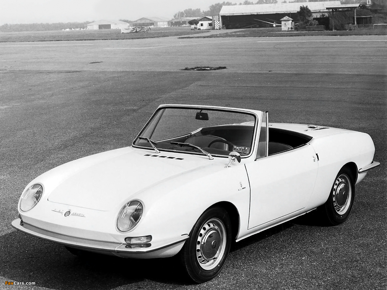 Fiat Abarth Ot 1000 Spider 1965 1968 Wallpapers 1280x960