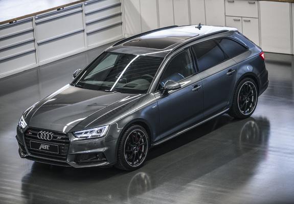Abt Audi S4 Avant B9 2017 Wallpapers