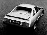AC Ghia 1981 photos
