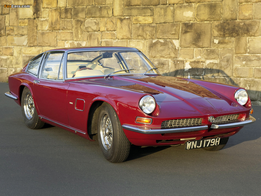 Images of AC 428 Coupe by Frua (1967–1973) (1024 x 768)