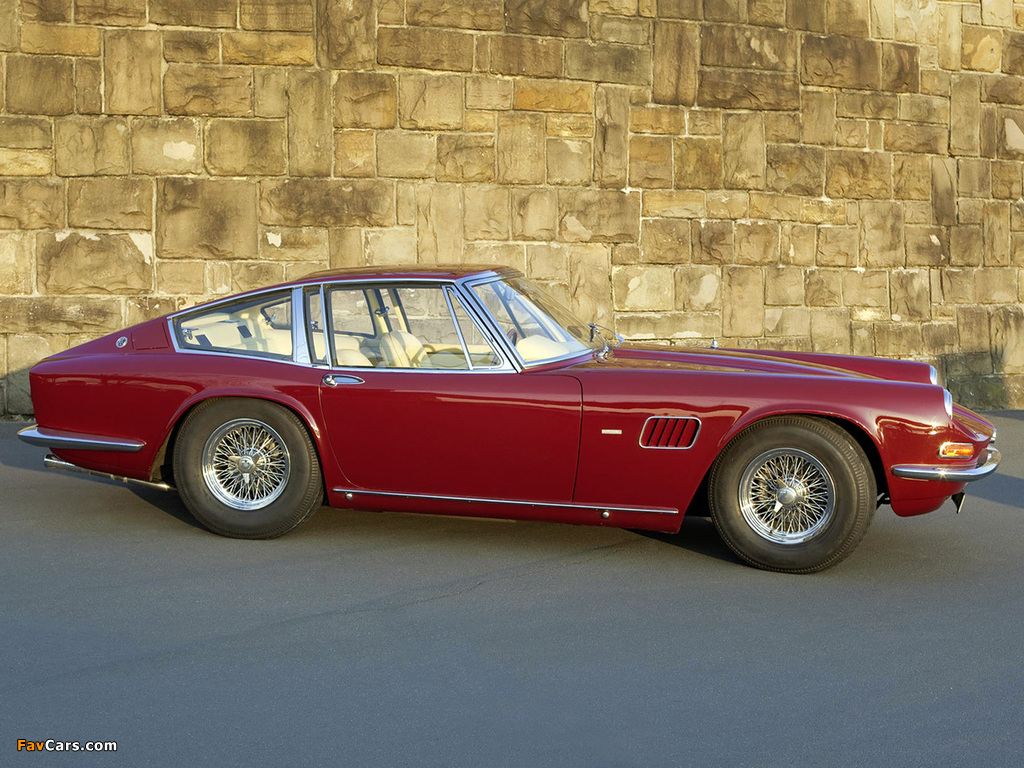 Pictures of AC 428 Coupe by Frua (1967–1973) (1024 x 768)