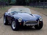 AC Cobra Le Mans MkI (1963) pictures