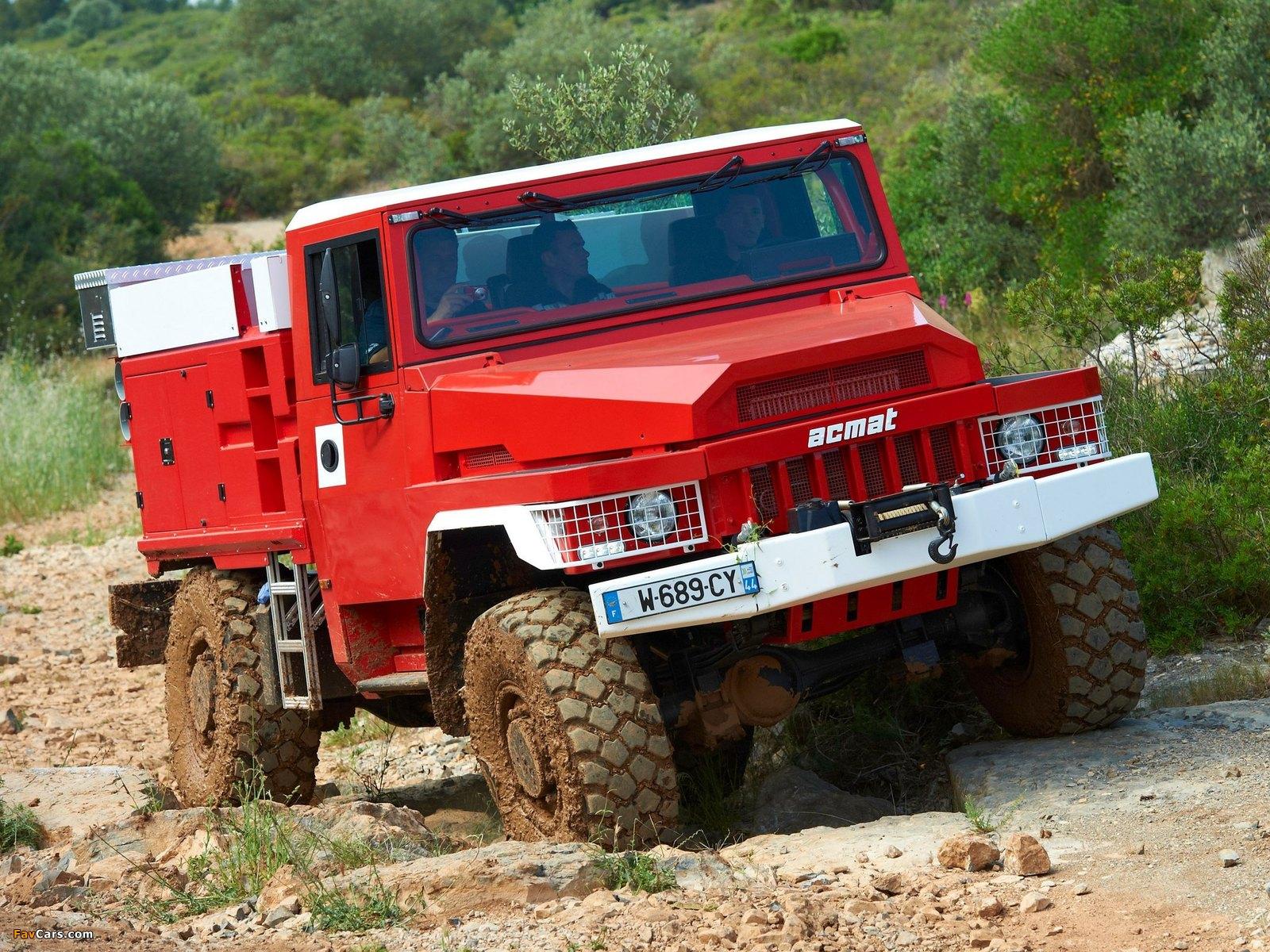 ACMAT CCFL 4x4 Pompiers (2011) images (1600 x 1200)