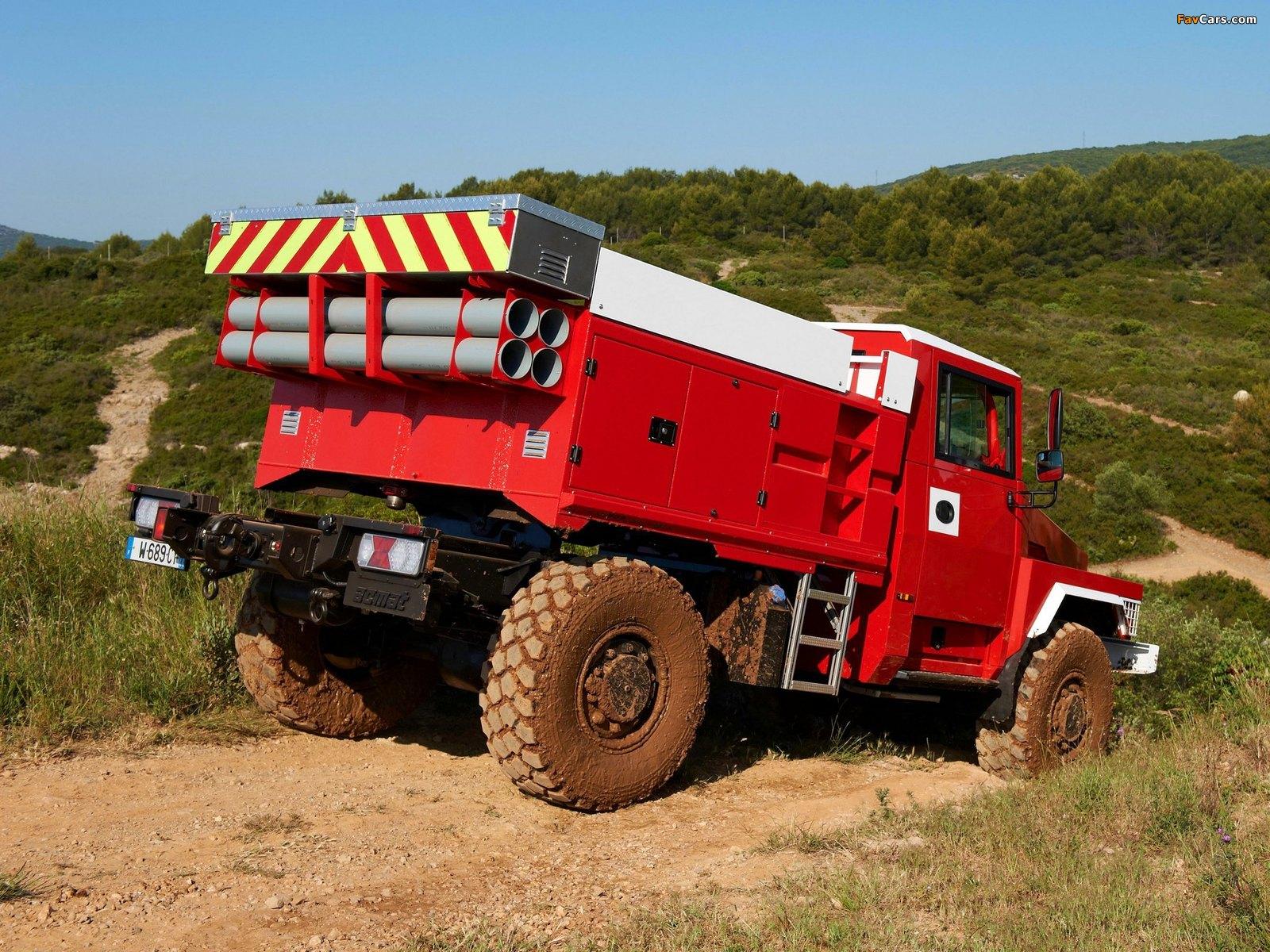 Images of ACMAT CCFL 4x4 Pompiers (2011) (1600 x 1200)