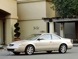 Acura CL (2000–2004) pictures