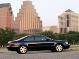 Pictures of Acura CL (2000–2004)