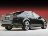 Acura TL A-Spec Concept (2003) photos