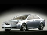 Acura TL Concept (2003) pictures