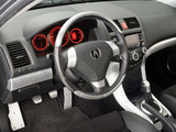 Acura TSX A-Spec Concept (2005) photos