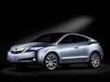Acura ZDX Prototype (2009) pictures