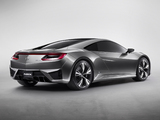Acura NSX Concept (2012) images