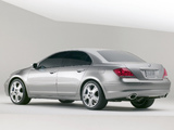 Images of Acura RL Prototype (2004)