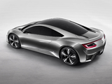 Images of Acura NSX Concept (2012)