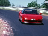 Pictures of Acura NSX Prototype (1989)