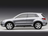 Pictures of Acura RD-X Concept (2005)