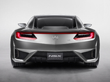 Pictures of Acura NSX Concept (2012)