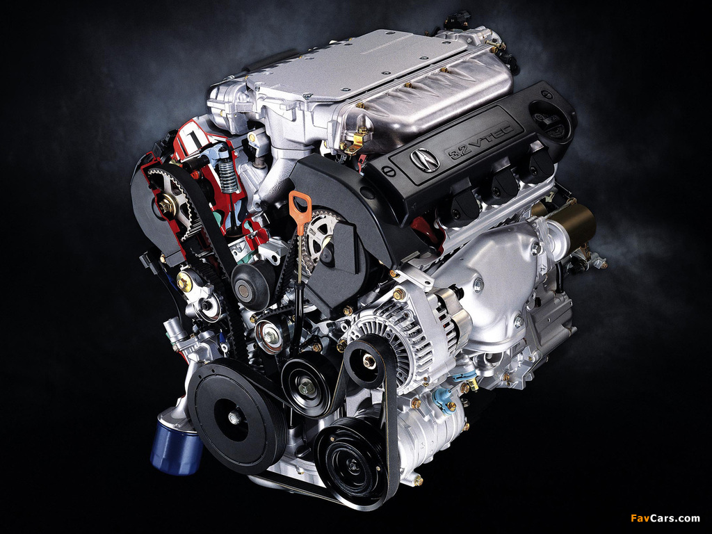 Images of Acura 3.2 VTEC (1024 x 768)