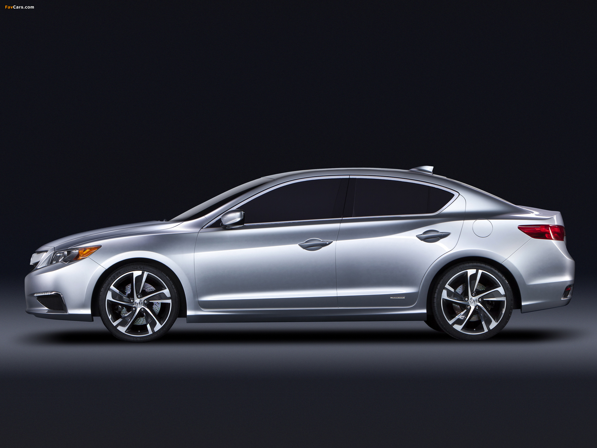 Acura ILX Concept (2012) photos (2048 x 1536)
