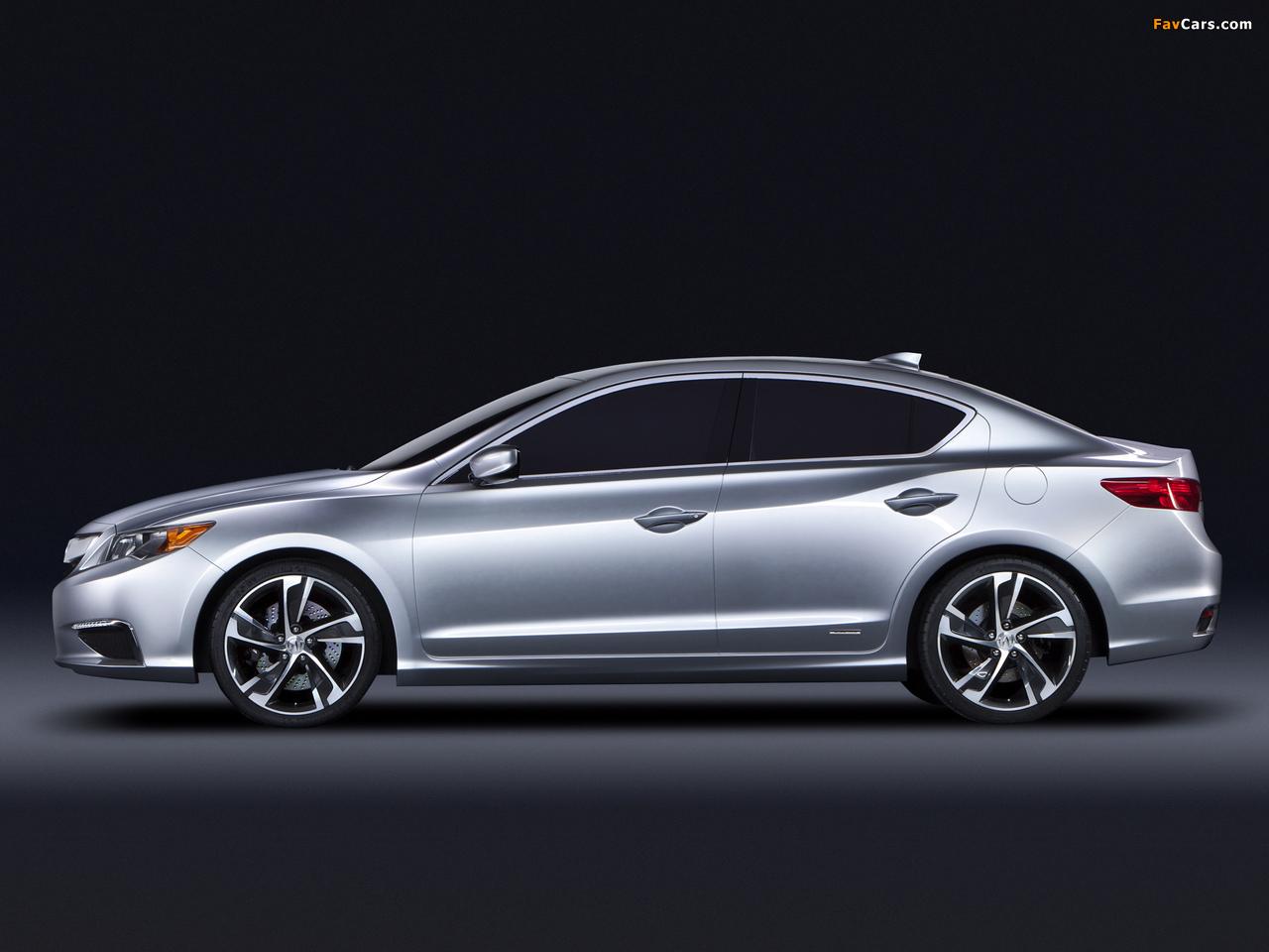 Acura ILX Concept (2012) photos (1280 x 960)