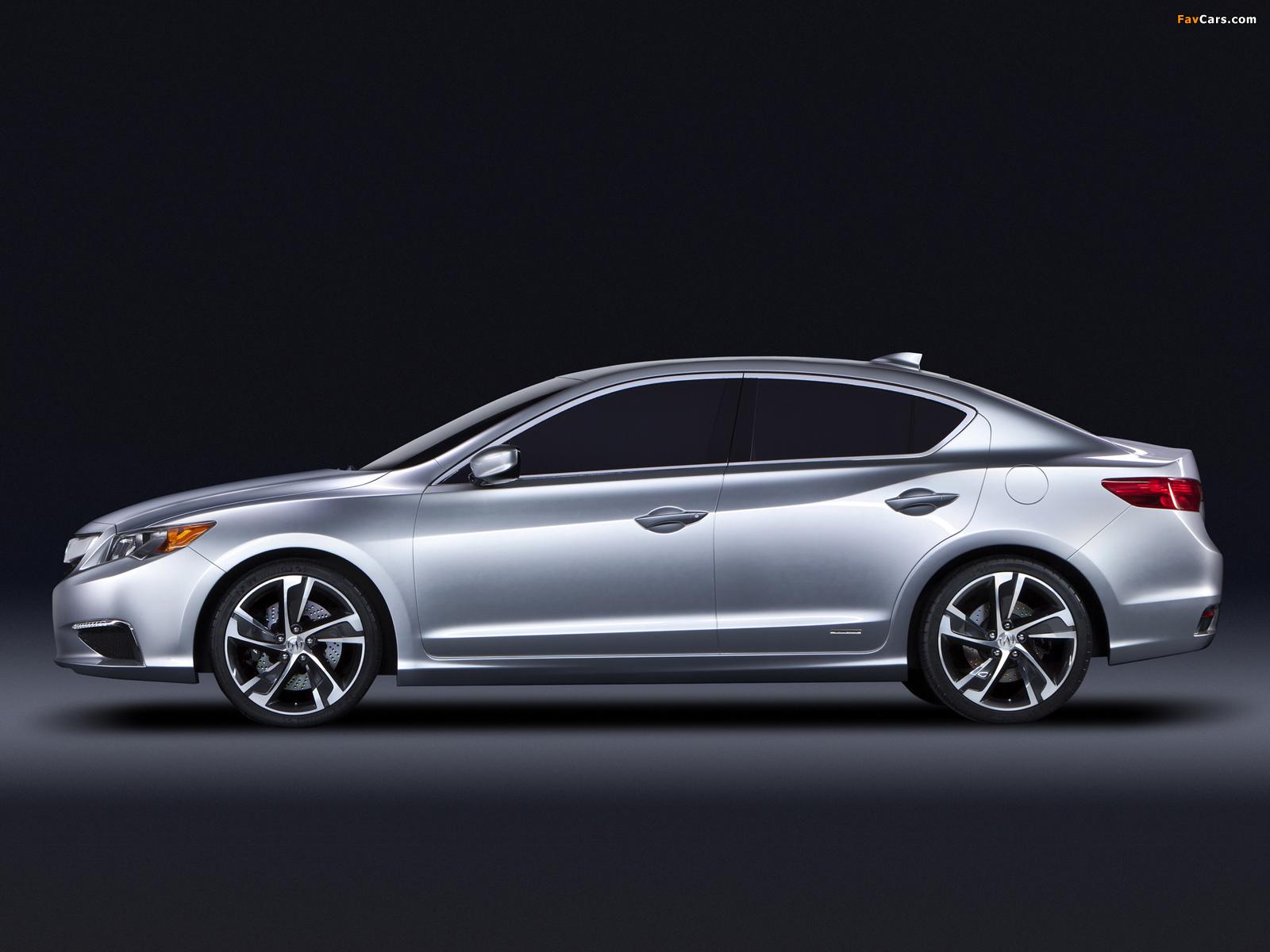 Acura ILX Concept (2012) photos (1600 x 1200)