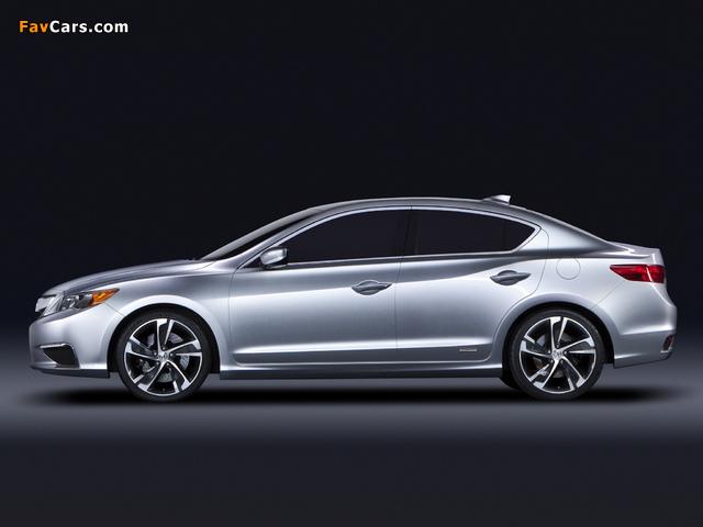 Acura ILX Concept (2012) photos (640 x 480)